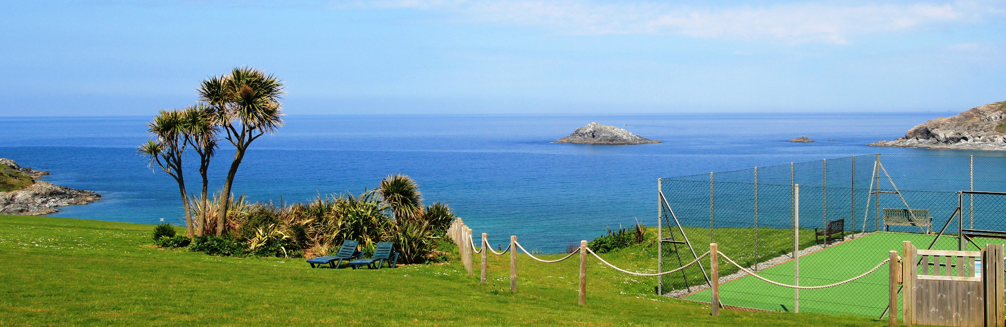 Crantock Bay Apartment Sea view - Holiday Apartments