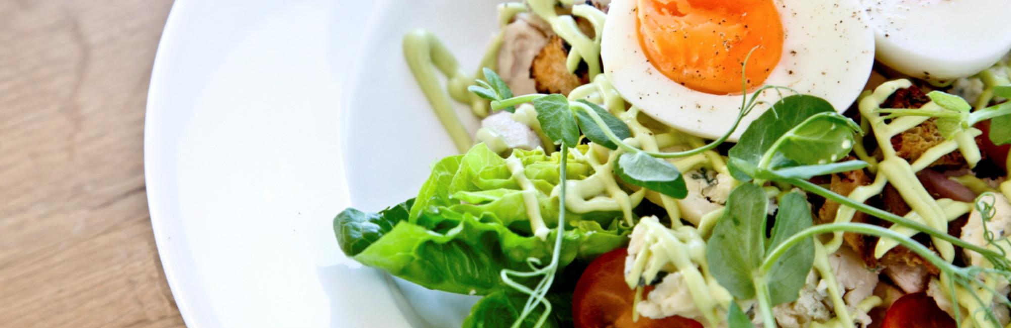 C Bay Cafe chicken salad - c-bay café/bar/bistro