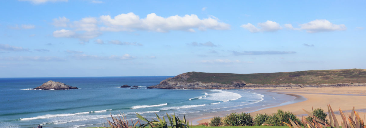 Crantock Bay Apartment Surf 15 view 1210x423 - SURF (15)