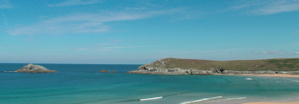 Crantock Bay Webcam 1210x423 - 2019 is now available!