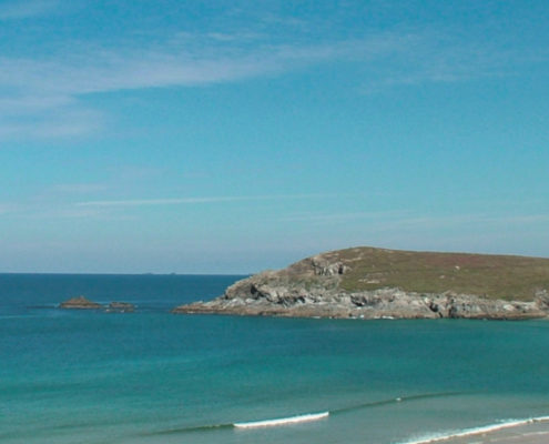 Crantock Bay Webcam 495x400 - Leisure Club