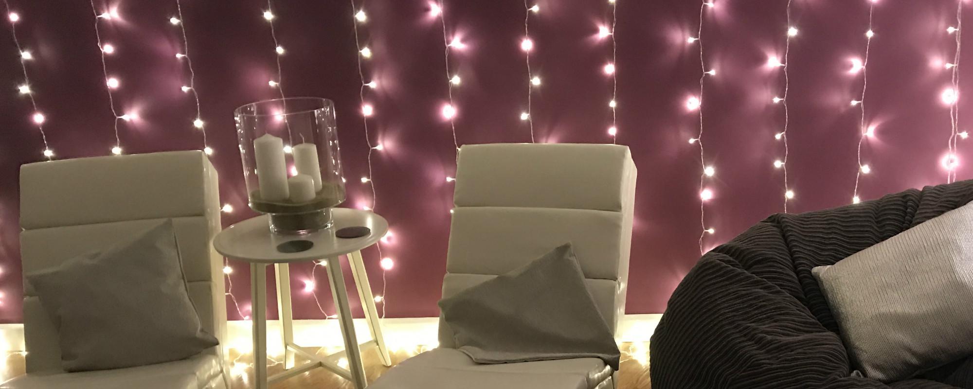 Crantock Bay relaxation room - Crantock Bay Spa