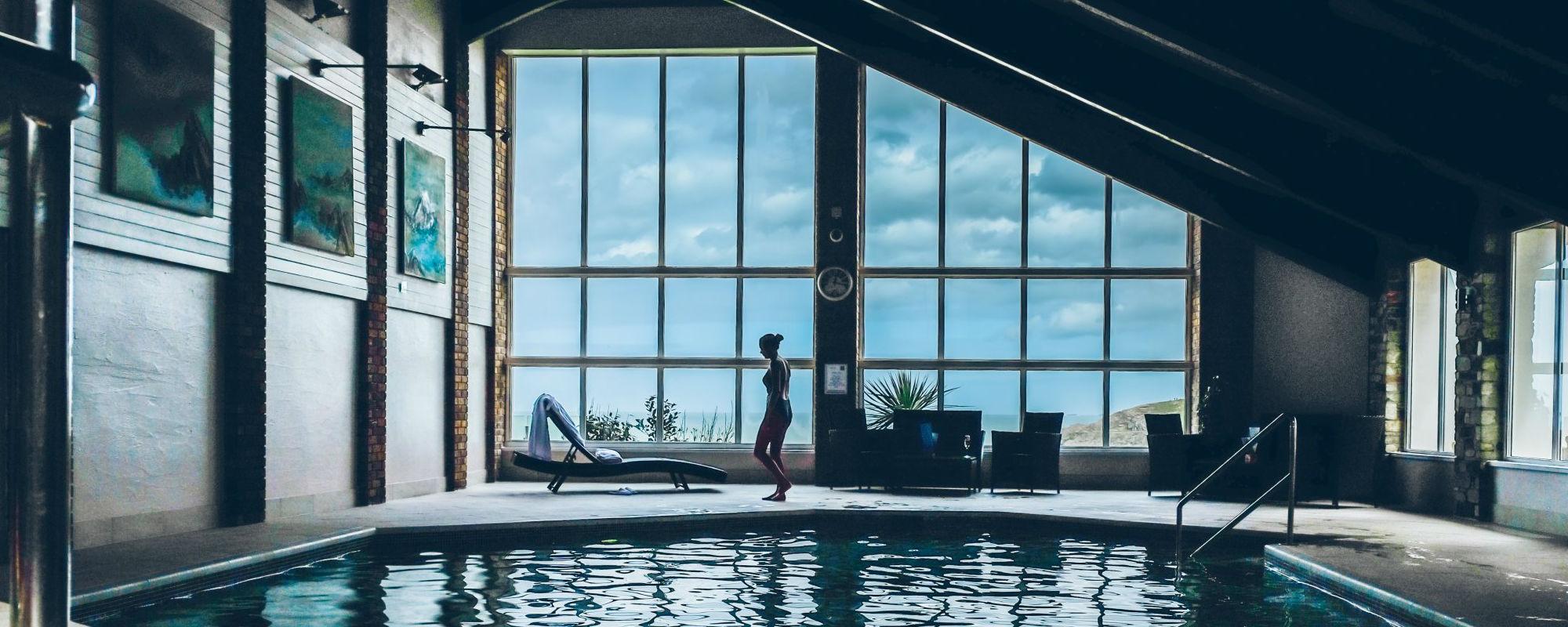 Pool - Crantock Bay Spa
