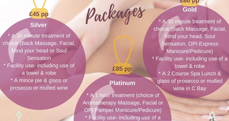 Party Packages 2 800x423 - Christmas Pamper Parties