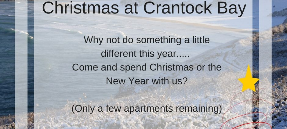 MerryChristmas 940x423 - Christmas at Crantock Bay