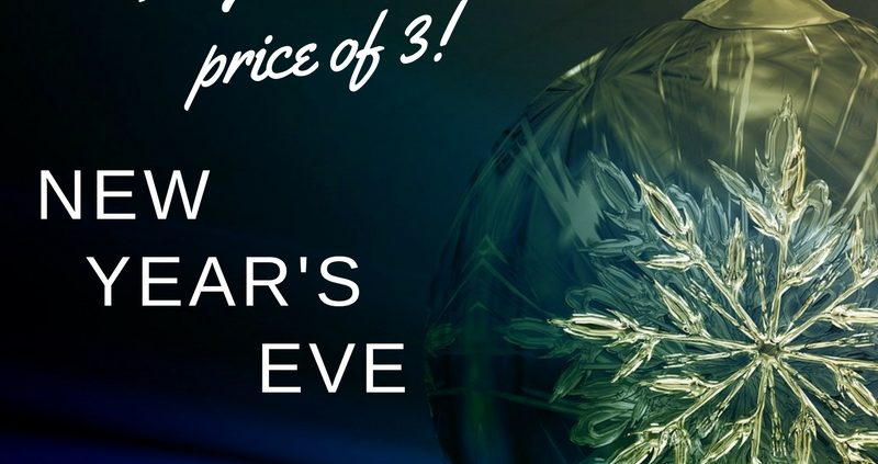 4 nights for the price of 3 800x423 - New Year's Eve Special Offer