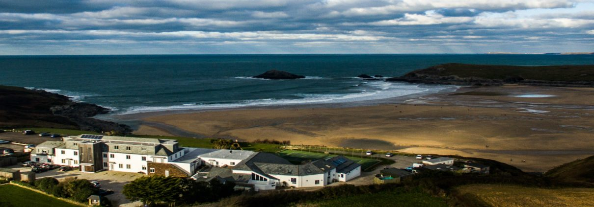 Crantock Bay Apartments 1210x423 - Happy New Year from Crantock