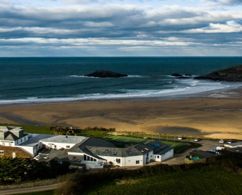 Crantock Bay Apartments 495x400 - Holiday Apartments