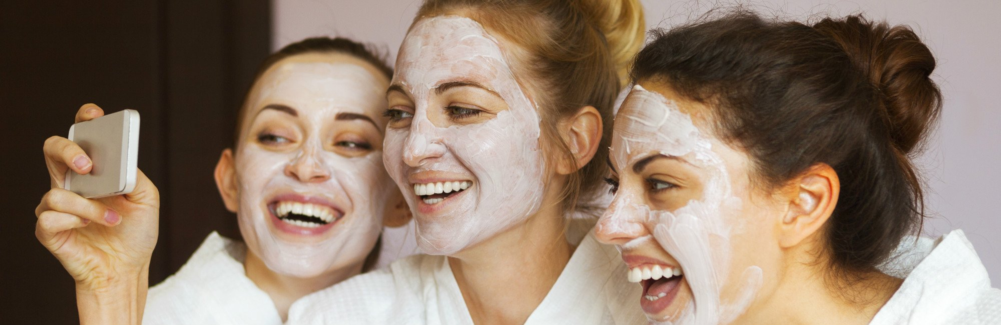 Crantock Bay Spa Day Girls - Spa Days