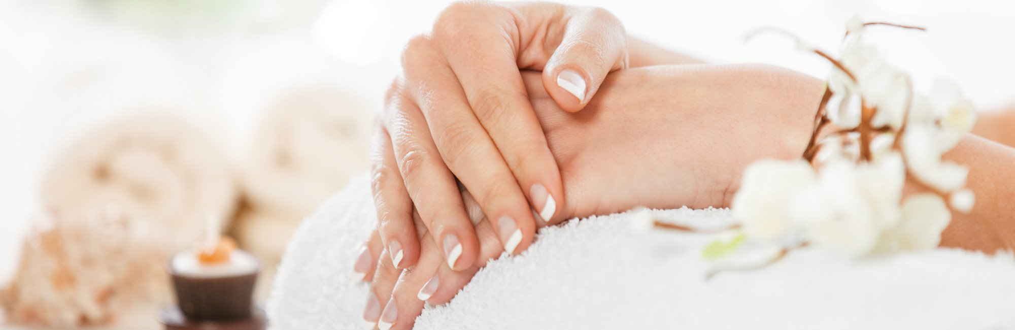 Crantock Bay Spa Manicure - Spa Treatments