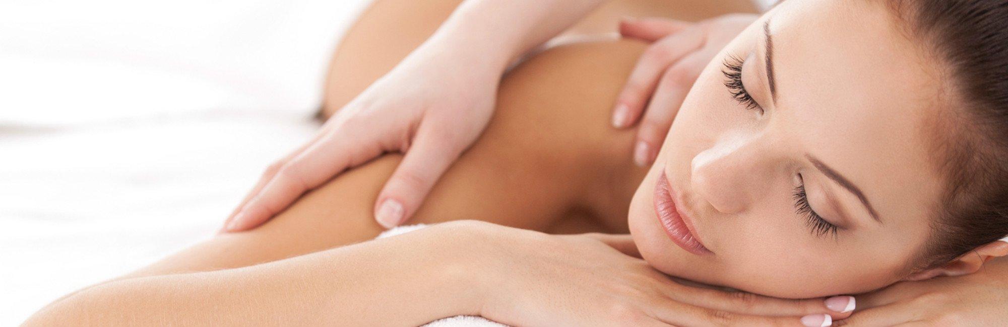 Crantock Bay Spa Massage - Spa Treatments