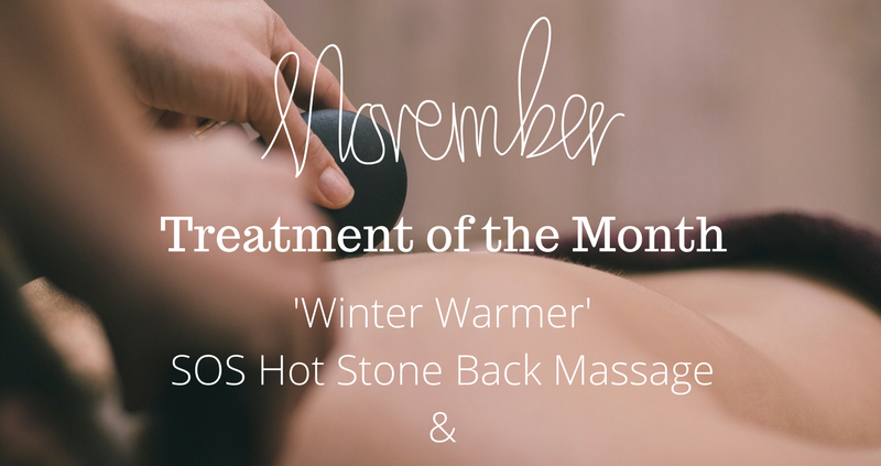 November Treatment of the Month