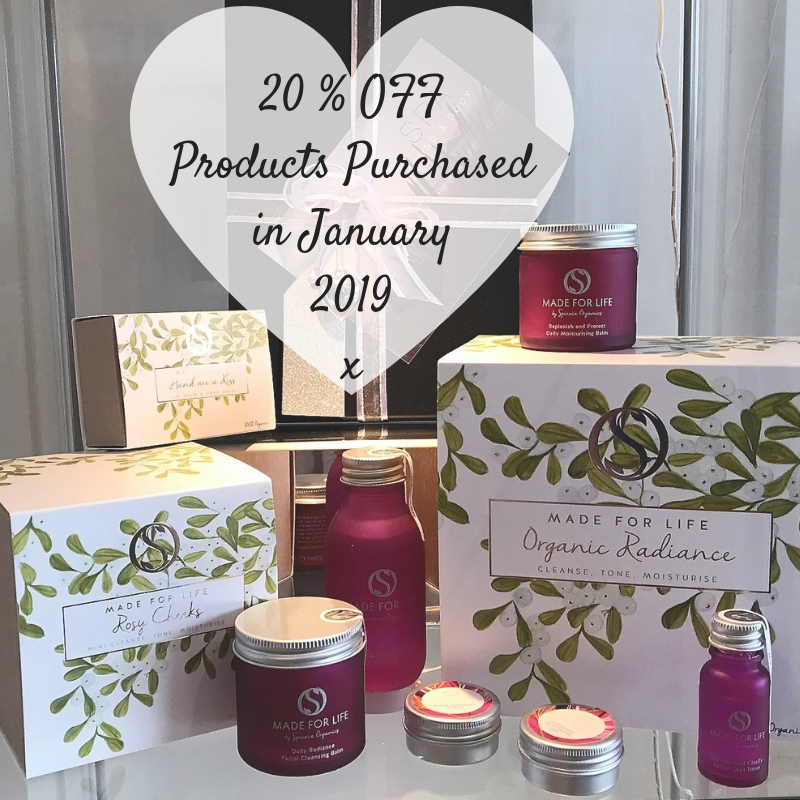 20 Off Products only. 1 - 20% off Made for Life Products in January