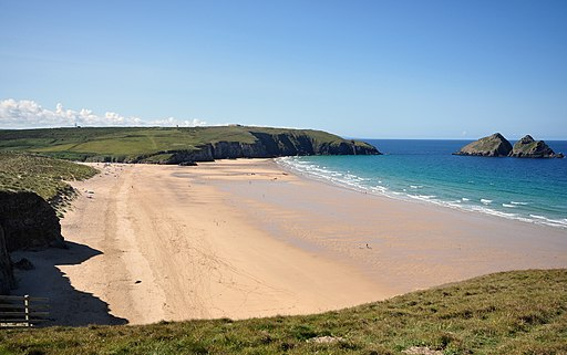 Holywell Bay - 5 walks within 30 minutes of Crantock Bay Apartments