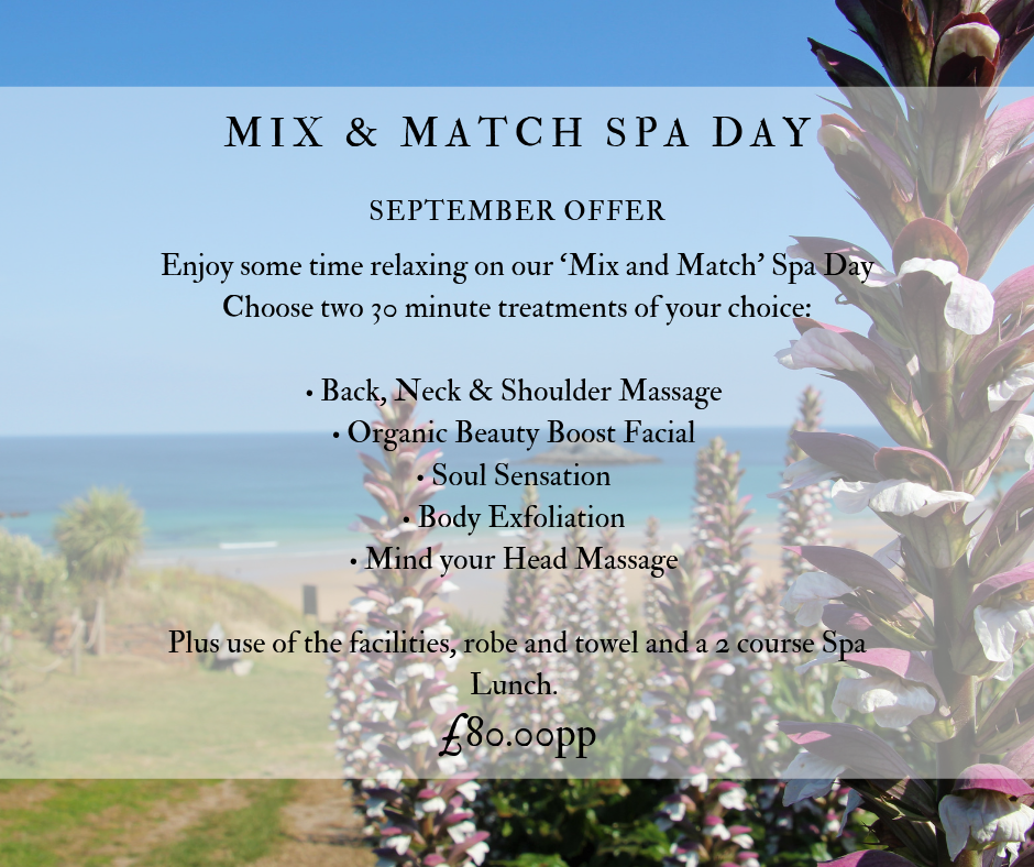 septdayoffer 002 - September Spa Day Offer