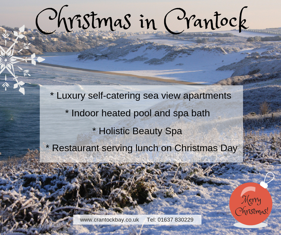 Christmas in Crantock 1 - Latest news from Crantock Bay