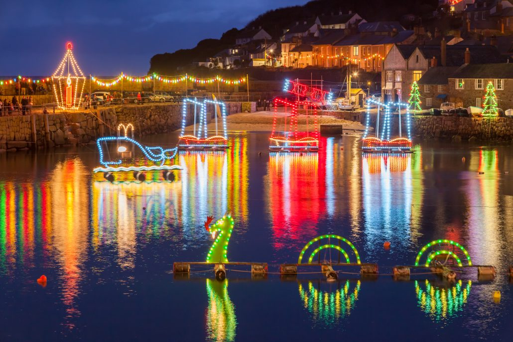 shutterstock 239569057 1030x687 - What to see and do around Cornwall this Christmas