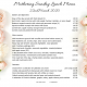 Mothering Sunday Menu 2020 1 80x80 - March Spa Day - Mind, Body and Soul